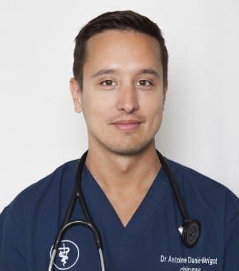 Dr Antoine Dunié-Mérigot