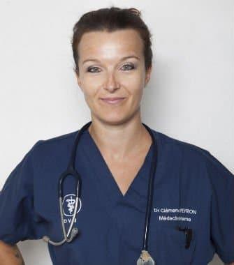 Dr Clémence Peyron