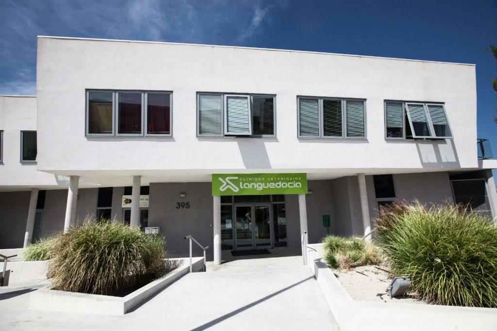 centre hospitalier vétérinaire_languedocia_entree