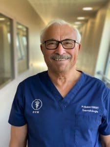 Dr Blaise Hubert CHV Languedocia Montpellier