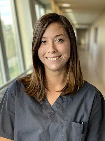 Camille - Service de médecine vétérinaire
