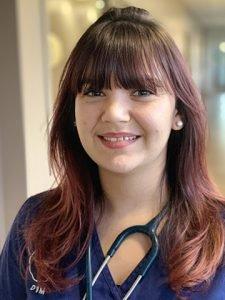 Dr Anaïs Coeur vétérinaire nac Languedocia Montpellier
