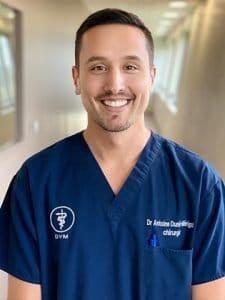 Dr Antoine Dunié-Mérigot vétérinaire chirurgie Languedocia Montpellier
