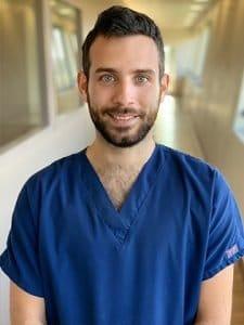 Dr Emilien Griffeuille vétérinaire chirurgie Languedocia Montpellier