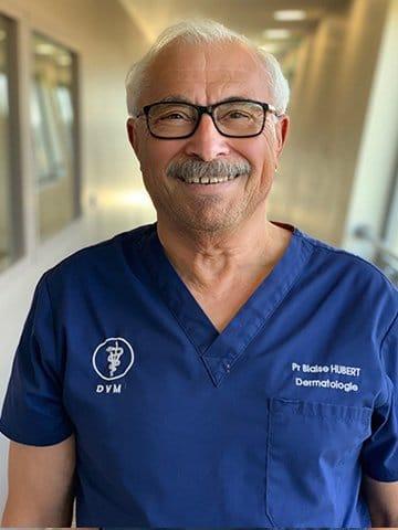 Dr Blaise Hubert Docteur Vétérinaire Spécialisé En Dermatologie