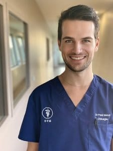 Dr Paul Sériot vétérinaire chirurgie Languedocia Montpellier