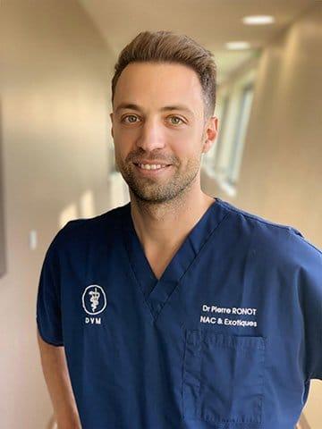 Dr Pierre Ronot vétérinaire nac Languedocia Montpellier