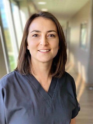 Sydonie Thiebaut ASV médecine et laboratoire