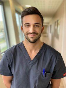 Thibaut ASV médecine interne CHV - Languedocia - Montpellier