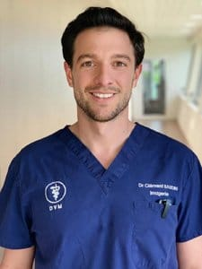 Dr Clement Baudin veterinaire imagerie medicale languedocia montpellier