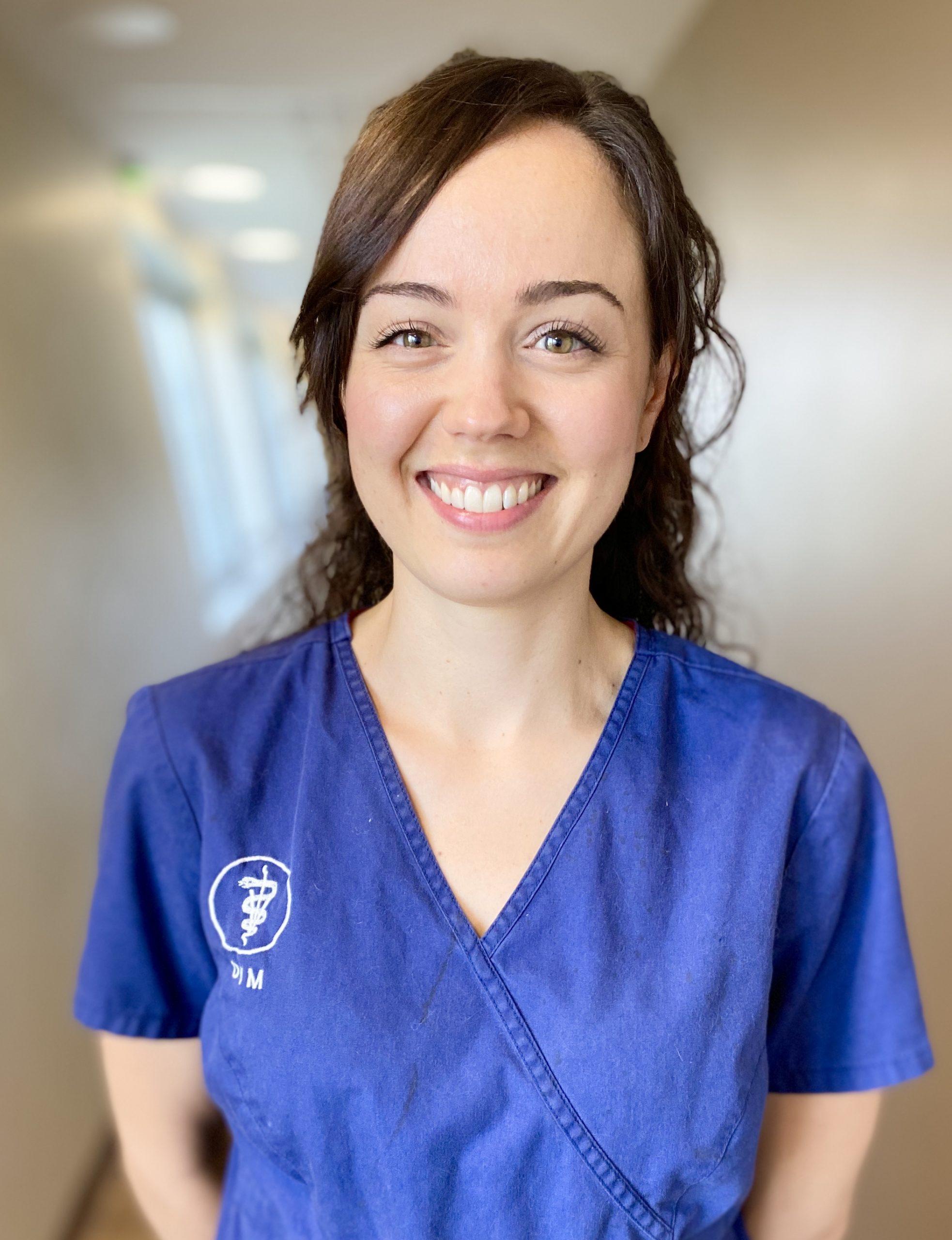Dr-Pauline-Panzuti équipe vétérinaire Languedocia