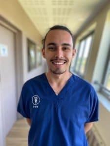 Dr Baptiste Bin équipe vétérinaire Languedocia