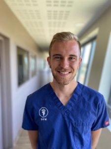 Dr Nicolas Leclerc équipe vétérinaire Languedocia